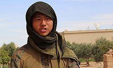 'Reşid Japonya' IŞİD'e karşı YPG'ye katıldı