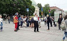 Finlandiya'da bıçaklı saldırı: Yaralılar var