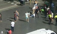Barcelona'da iki saldırı