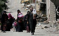 Telafer'de 30 bin sivil mahsur