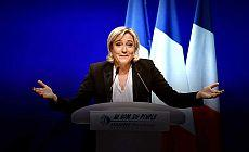 Le Pen: Müttefikimiz AfD'yi tebrik ediyorum