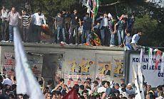 HDP mitingine saldırı davası başladı