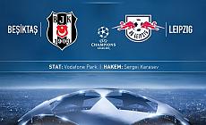 Beşiktaş-Leipzig maçı: Hangi kanalda, saat kaçta?