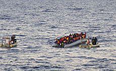 Kocaeli'de göçmen teknesi battı