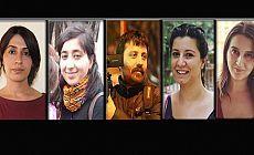 Ankara'da 5 gazeteci gözaltına alındı
