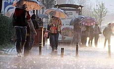 Meteoroloji'den serin ve yağışlı hava uyarısı