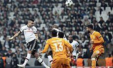Beşiktaş Şampiyonlar Ligi'nde son 16 turunda