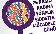 Kadınlardan 25 Kasım çağrısı