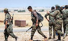 YPG: Afrin'de biz saldırmadık