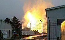 Avusturya'da doğalgaz aktarma merkezinde patlama