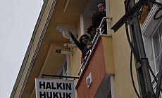 Halkın Hukuk Bürosu'na polis baskını