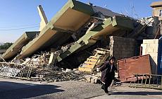 İran'ın batısında 5.4 büyüklüğünde deprem