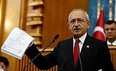Kılıçdaroğlu ve 4 vekile fezleke