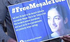 Alman vatandaşı gazeteci ve çevirmen Meşale Tolu için tahliye kararı