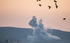 TSK: Afrin'de 153 hedef vuruldu