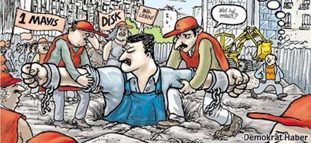 Uykusuz'da 1 Mayıs Taksim kapağı