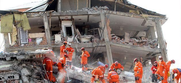 Uzakdoğu'daki depremler Türkiye'deki depremleri tetikliyor