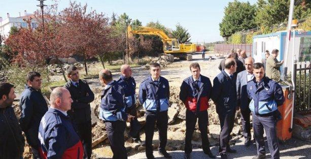 Validebağ'da direniş sonuç verdi, inşaat durduruldu