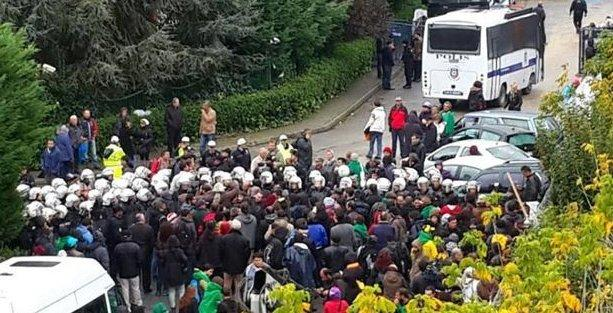 'Validebağ'da hukuk iptal, direnişe devam'