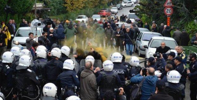 Validebağ'da hukuksuz inşaata direnenlere 7.5 yıl hapis istemiyle dava açıldı