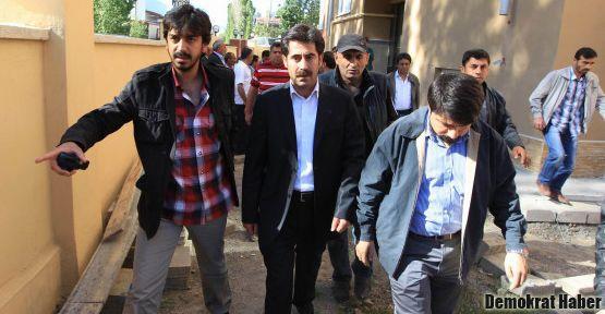 Van Belediye Başkanı Bekir Kaya tutuklandı!