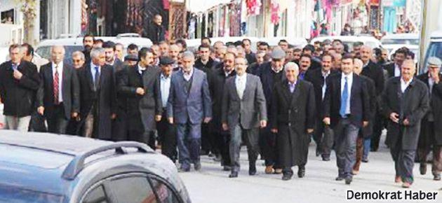 Van'da CHP ilçe örgütü tam kadro BDP'ye geçti