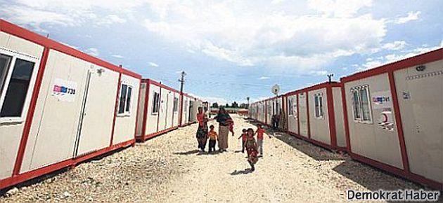 Van'da depremzedeler açlık grevinde