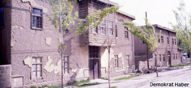 Van'daki tarihi Ermeni evleri yok oldu