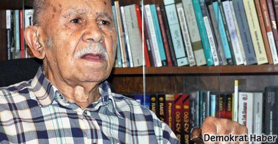 Vedat Türkali: Başbakan Öcalan'dan daha akil adam bulamaz!
