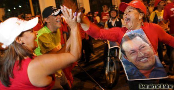 Venezuela seçimlerinin galibi belli oldu