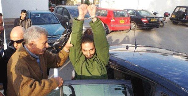 Vicdani retçi Tufanlı, Lefkoşa'da tutuklandı