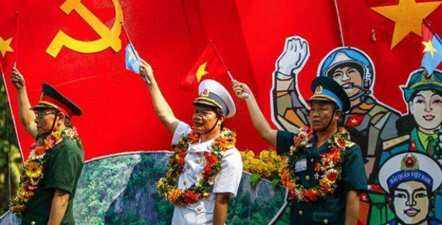 Vietnam Savaşı'nın 40. yıl dönümü anıldı