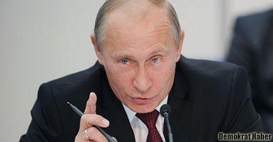 Vladimir Putin de 'üç çocuk' dedi