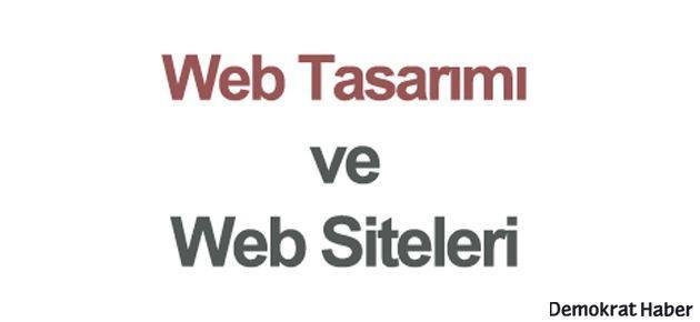Web Tasarımı ve Web Siteleri