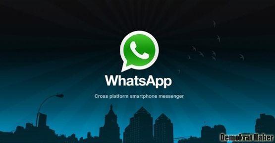 WhatsApp SMS'leri tarihe gömüyor!