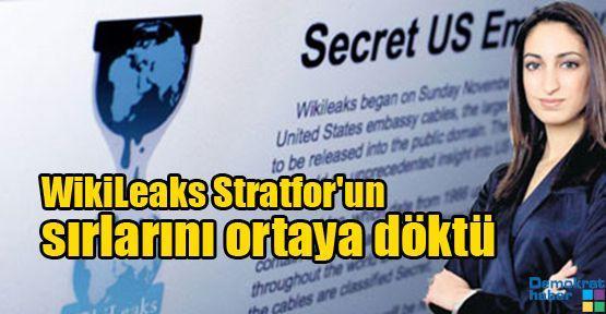 WikiLeaks Stratfor'un sırlarını ortaya döktü