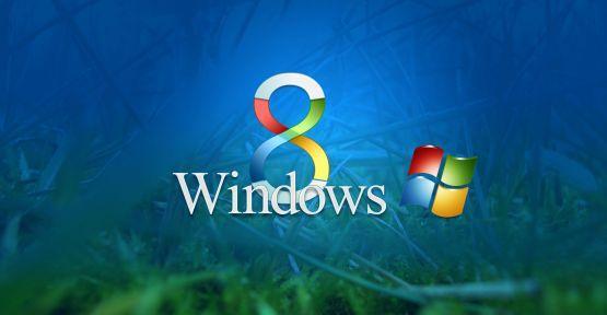 Windows 8'in sürüm tarihi belli oldu