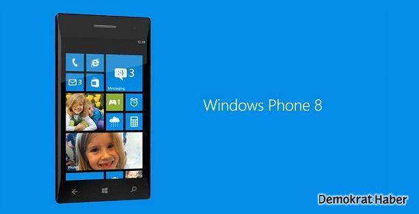 Windows Phone 24 Ülkede IOS'u Geride Bıraktı