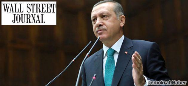 WSJ: Erdoğan'ın iktidarda kalış süresi kısalacak