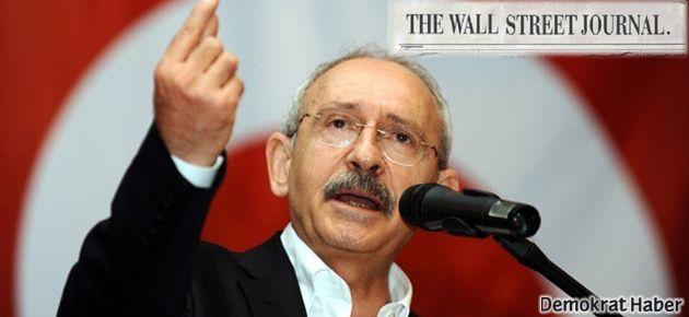WSJ: Kemal Kılıçdaroğlu ABD'ye geldi çünkü...