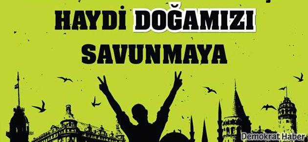 Yağmaya karşı İstanbul'u savunma çağrısı
