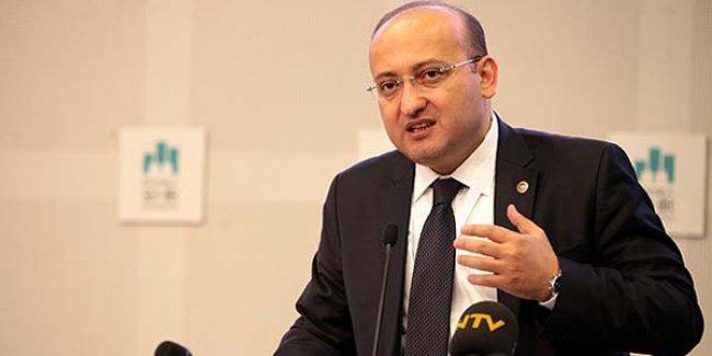 Yalçın Akdoğan: Bugün HDP heyetiyle görüşeceğiz