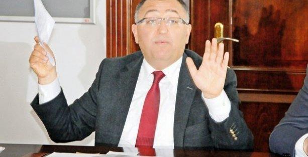 Yalova Belediye Başkanı: Ağaçları sökemiyoruz, mecburen kesilecek