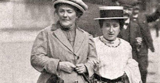 Yargıya göre kimliği belirsiz örgüt mensupları: Clara Zetkin ve Rosa Luxemburg!