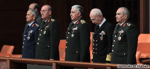 YAŞ öncesi 'Kara Kuvvetleri' krizi