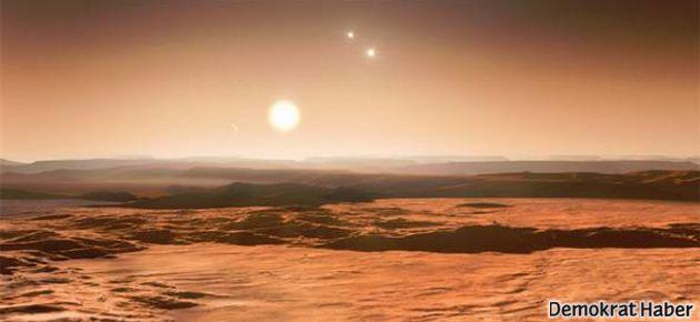 Yaşanabilir 3 gezegen keşfedildi