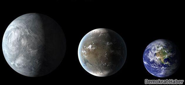 Yaşanabilir iki yeni gezegen bulundu