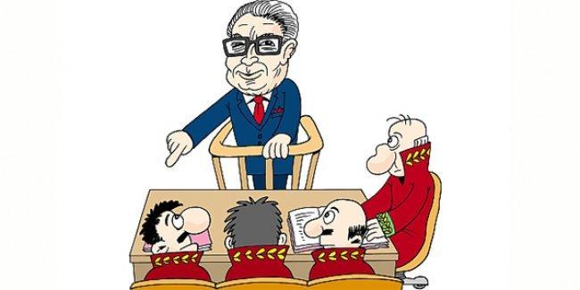 Yaşar Kemal DGM'yi yargılamıştı