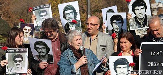 'Yaşasaydı da Gezi'yi görseydi'