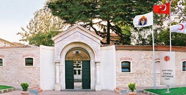 Yedikule Surp Pırgiç Ermeni Hastanesi'nin bir bölümü park alanı oldu!